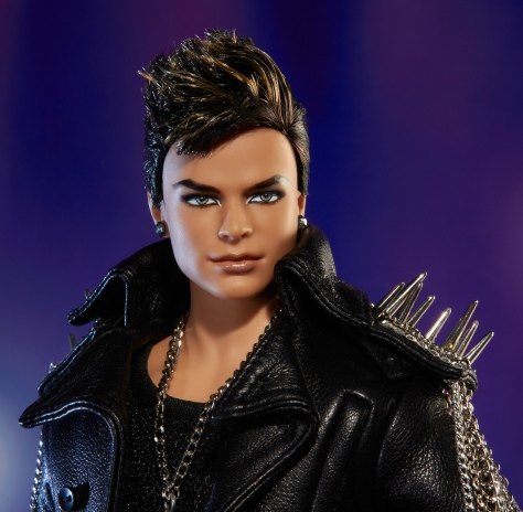 Barbie Adores Adam Lambert
