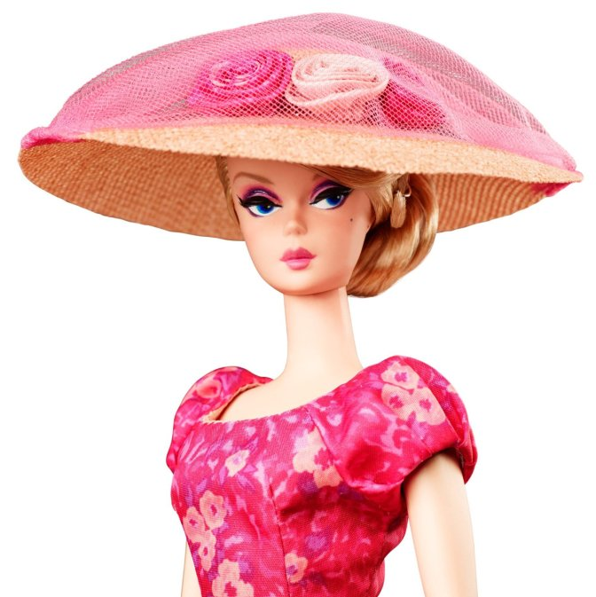 Fashionably Floral Barbie Doll, el renacer de la BFMC