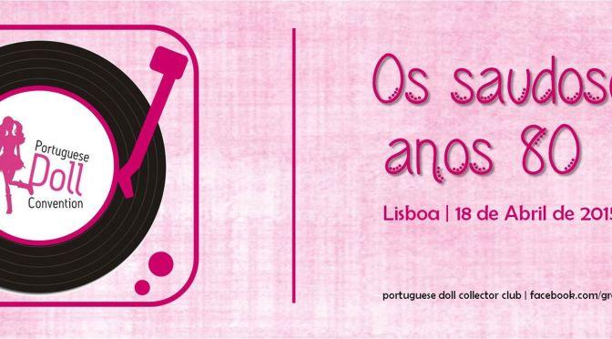 Información sobre la 2º Convención de muñecas en Portugal