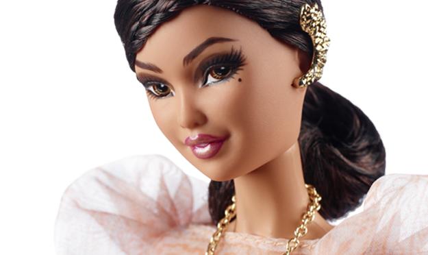 Mutya Barbie Doll de Carlyle Nuera, nuevo diseñador de Barbie Collector