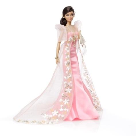 Mutya Barbie Doll