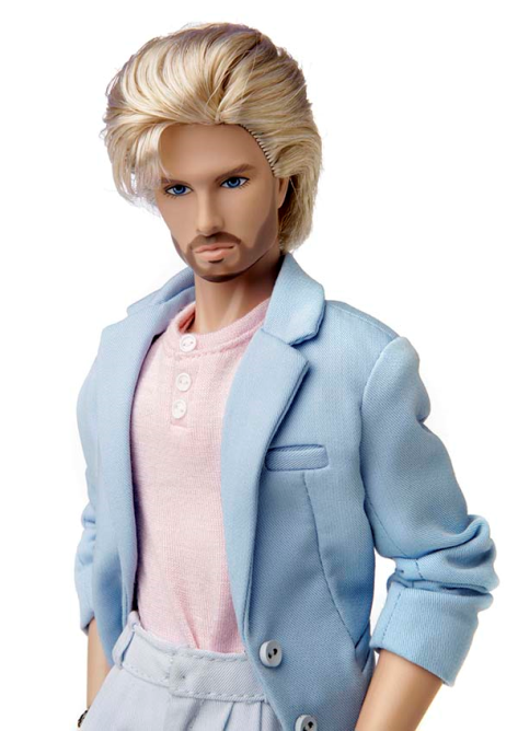 Vice Effect Ollie Lawson Dressed Doll