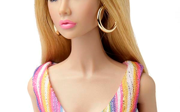 Groovy Galore Poppy Parker Dressed Doll