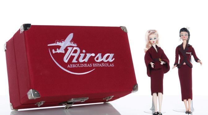 Muñecas Barbie de la serie Velvet a subasta