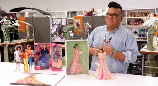 Carlyle Nuera cuenta todos los secretos de Mutya Barbie Doll
