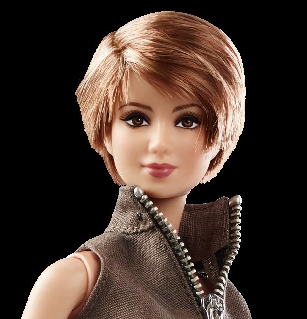 The Divergent Series: Insurgent Tris Doll