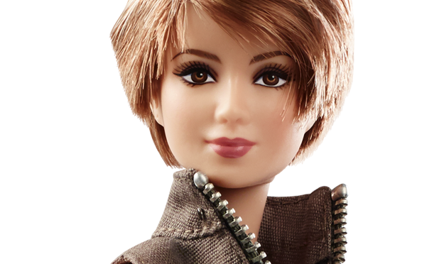 Vuelve la saga divergente a The Barbie Collection: Insurgent Tris Doll