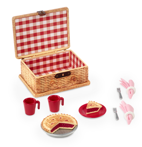 Cherry Pie Picnic Barbie Doll