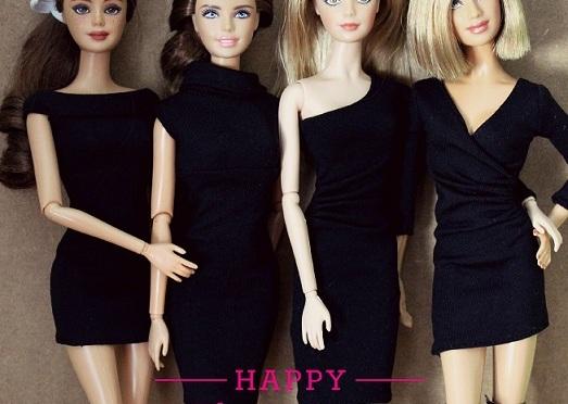 Mi vida sin Barbie… ¡Feliz 56 cumpleaños, amiga!
