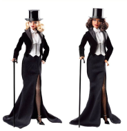 Spotlight on Broadway Barbie Doll