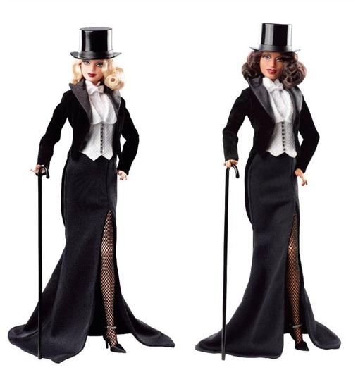 Spotlight on Broadway Barbie Dolls: las muñecas de convención que todos esperábamos