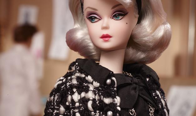 Imágenes reales: Bouclé Beauty Barbie Doll