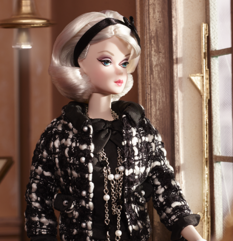 Bouclé Beauty Barbie Doll