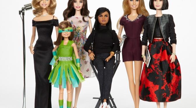 Super sheroes 2015: Barbie homenajea a 6 heroínas reales con sus OOAK