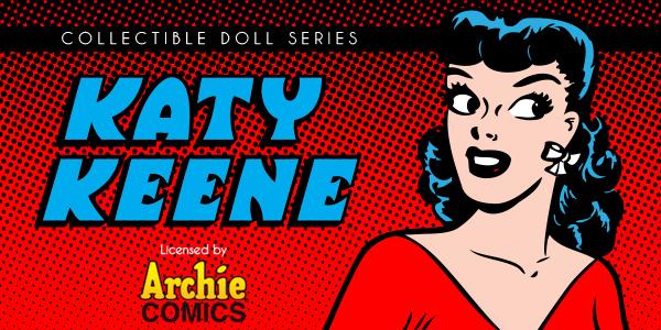 Novedades Integrity Toys: ¡Katy Keene de Archie Comics tendrá su muñeca!