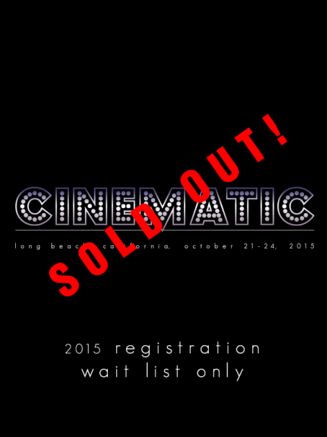 sold out cinematic