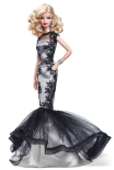 Classic Evening Gown Barbie Doll