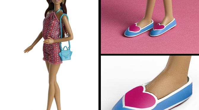10 diseñadores españoles crean exclusivos zapatos para Barbie