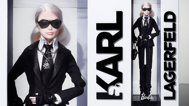 Barbie Collector es premiada en los Dieline Awards