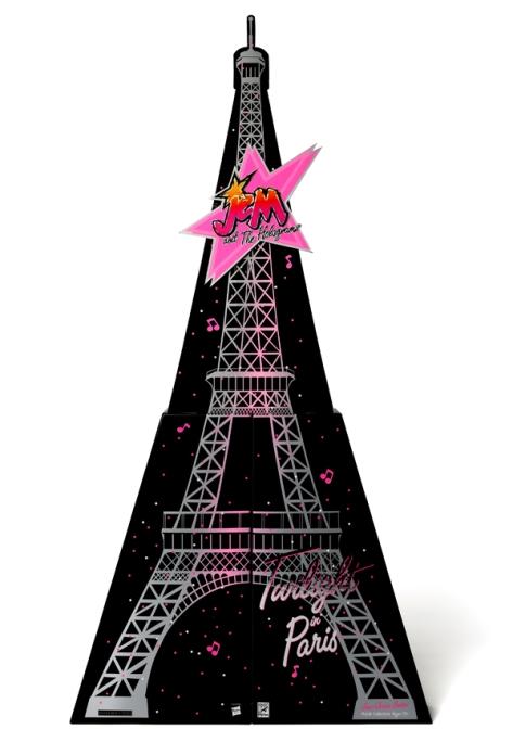 Twilight in Paris Jerrica Benton/Jem Doll