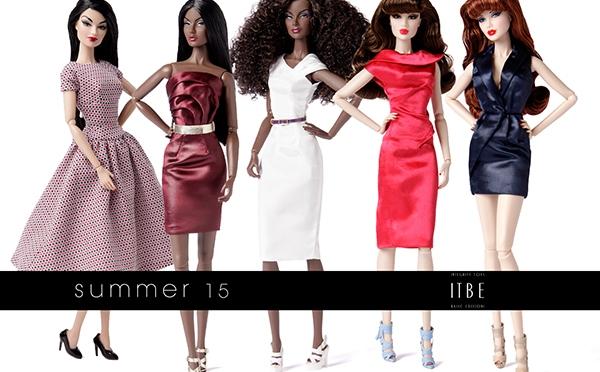 ITBE, colección verano 2015
