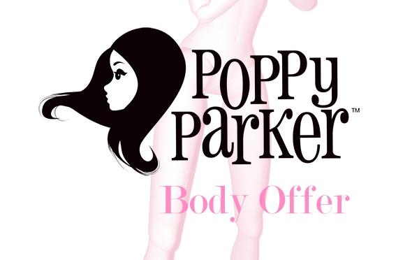 Integrity Toys venderá cuerpos de Poppy Parker a los miembros del W Club