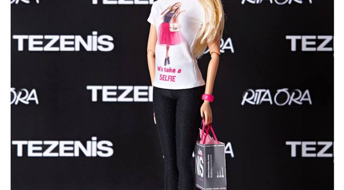 Barbie Loves Tezenis por Magia 2000