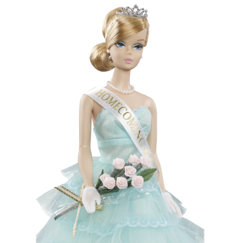 Homecoming Queen Barbie Doll