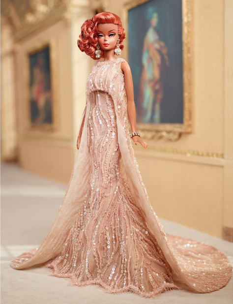 Parisian Glamour Barbie Doll