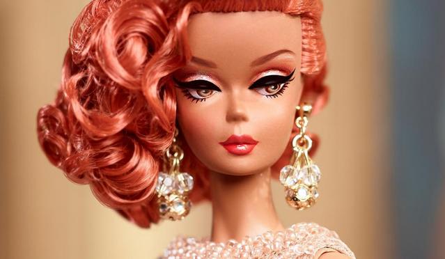 Parisian Glamour Barbie Doll, por Zlatan Zukanovic