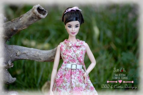 Adele OOAK Barbie