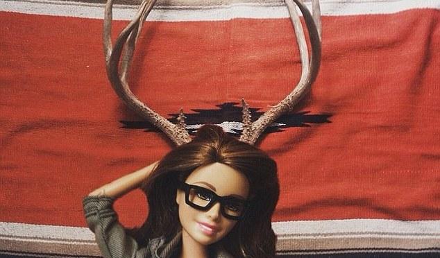 La cuenta de Instagram más hipster de Barbie