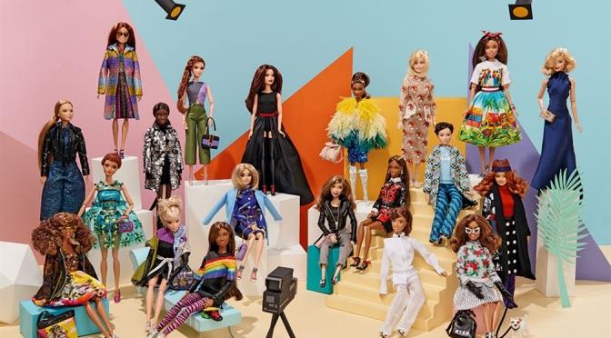 Barbie Global Beauty, un homenaje de la moda italiana a la muñeca
