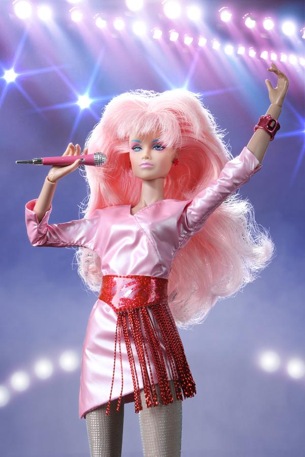 Showtime Jem Doll, el último homenaje a Jem and The Holograms en su 30 aniversario