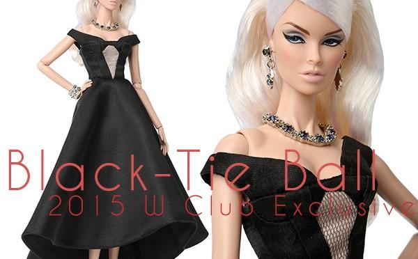Black-Tie Ball Vanessa Perrin, la segunda muñeca exclusiva del W Club 2015