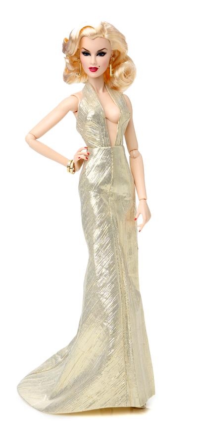 Monroe Jillian Wearing Outfit Golden Moment