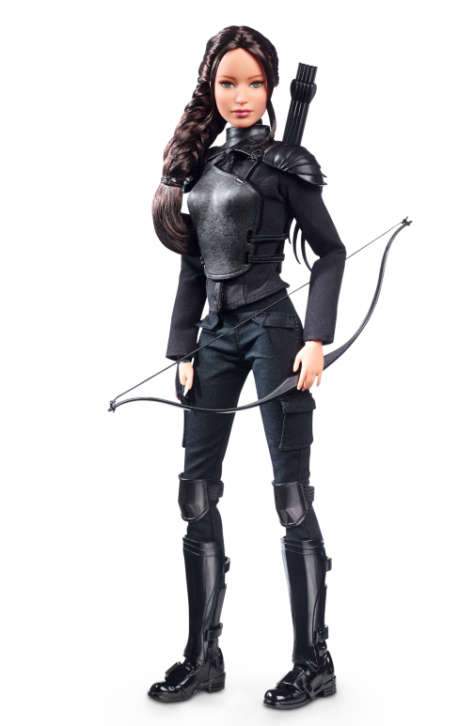 The Hunger Games: Mockingjay—Part 2 Katniss Doll