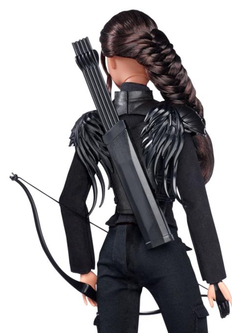 The Hunger Games: Mockingjay—Part 2 Katniss Doll