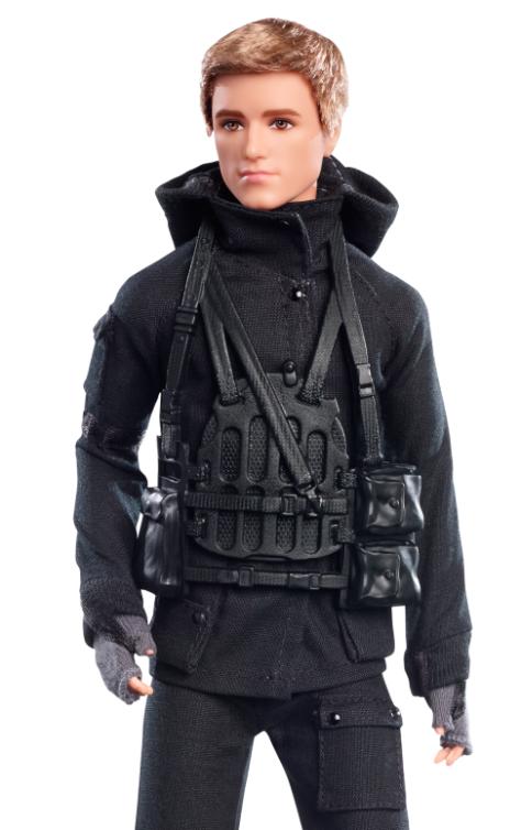 The Hunger Games: Mockingjay—Part 2 Peeta Doll