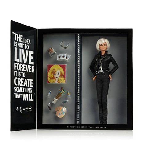 Warhol Barbie Doll