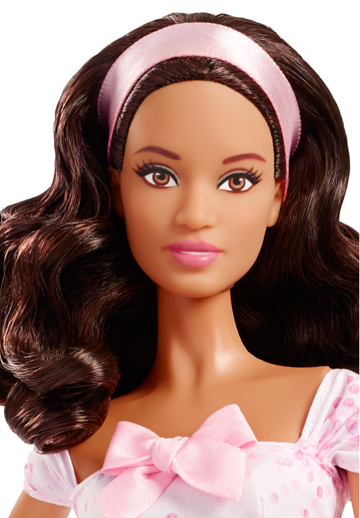 2016 Birthday Wishes Barbie Doll – African American