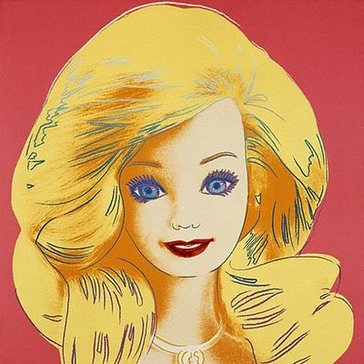 Barbie by Andy Warhol 1985