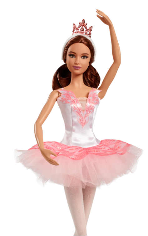 2016 Ballet Wishes Barbie Doll – Hispanic