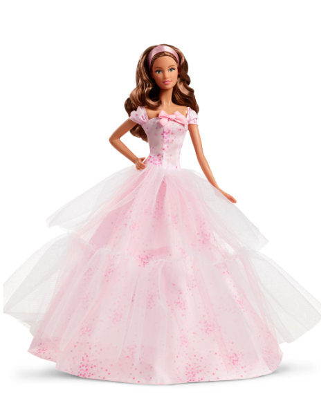 2016 Birthday Wishes Barbie Doll – Hispanic
