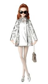 Silver Shine Mallory Martin