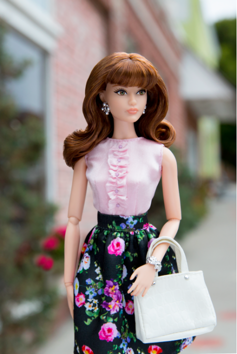 The Barbie Look Barbie Doll – Sweet Tea