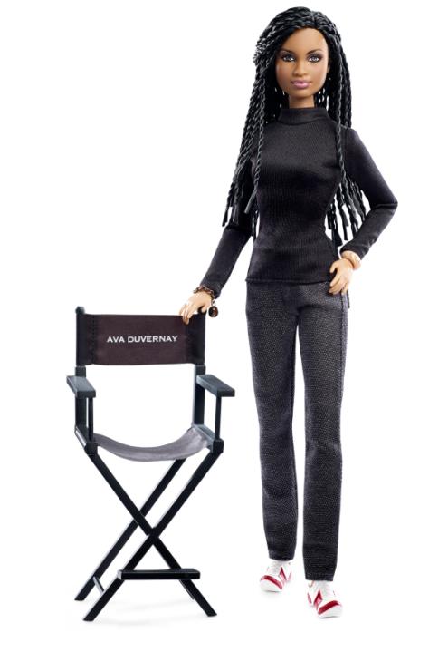Ava DuVernay Barbie Doll