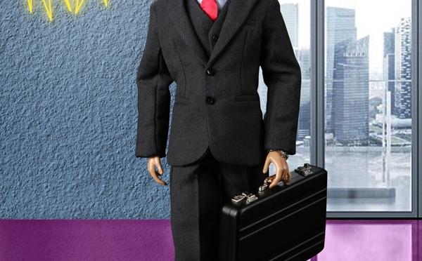 Eric Raymond, un nuevo personaje dedicado a los fans de JEM and The Holograms