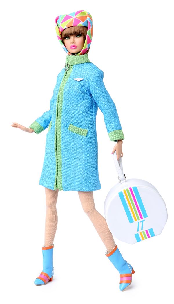 IT Airways Poppy Parker