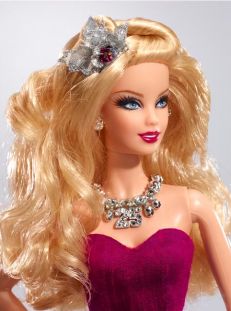Barbie Holiday Sparkle